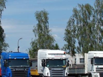 Samochody ciężarowe 04